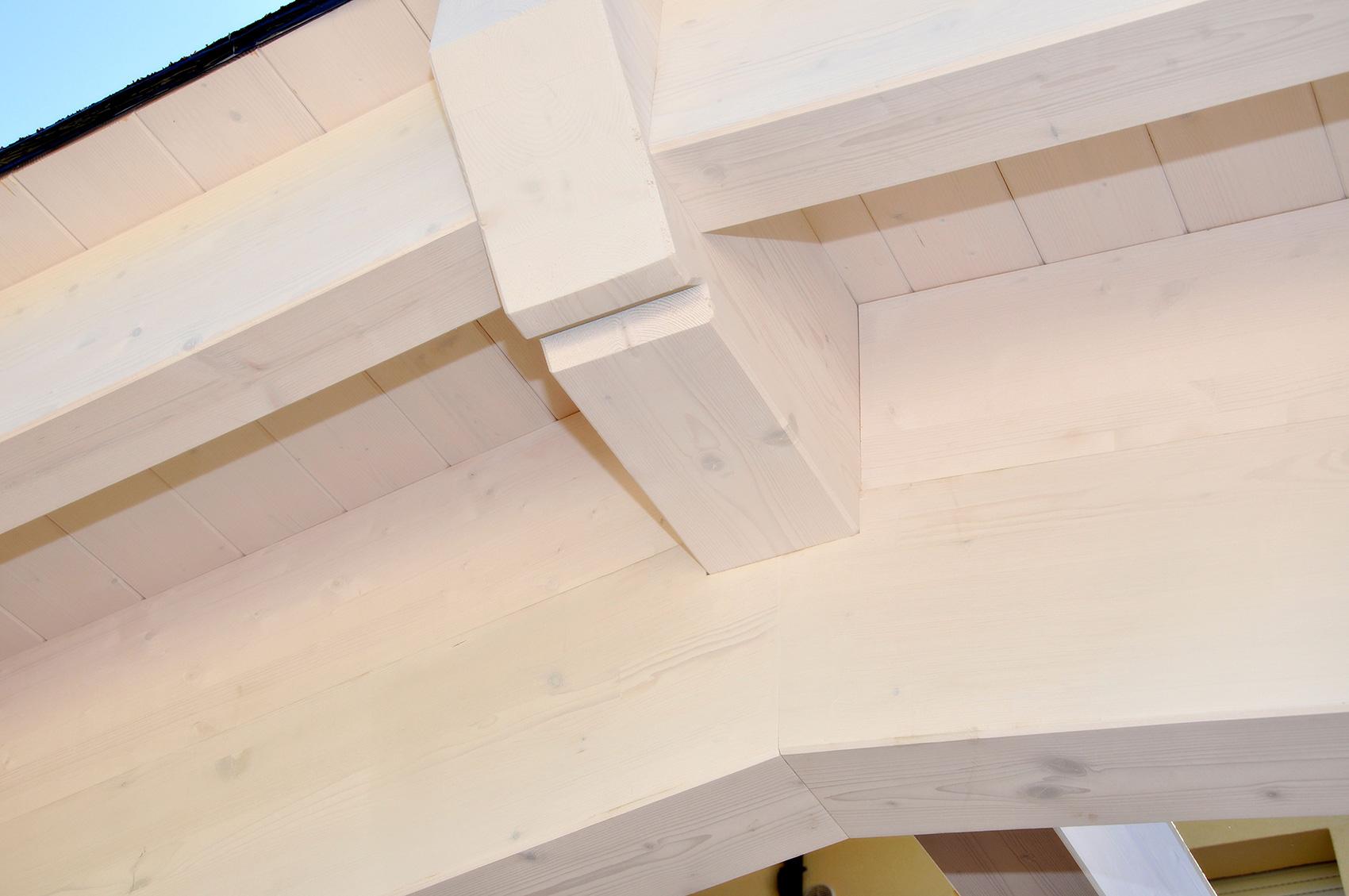 Colori Tetti Legno Lamellare habita | tetto