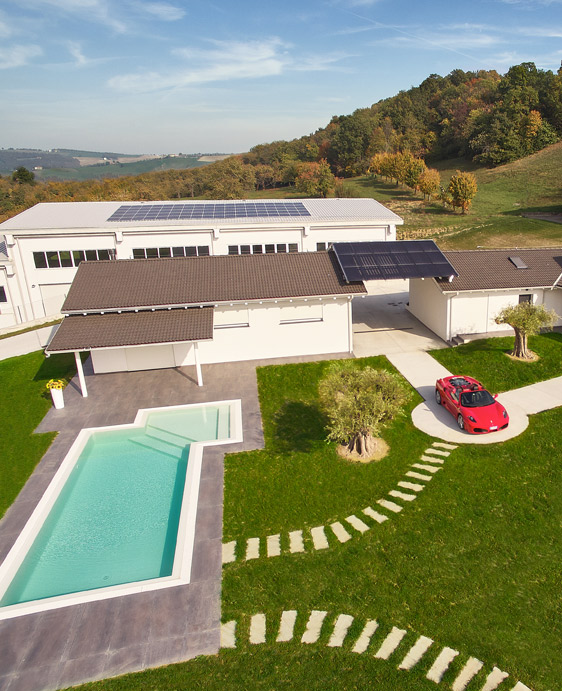 Le energie rinnovabili a servizio del benessere